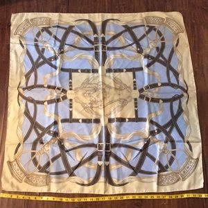 🇮🇹 Carlisle 100% Silk Scarf belts